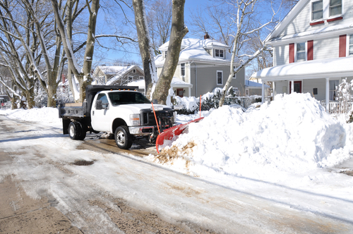 Snow Icre Removal
